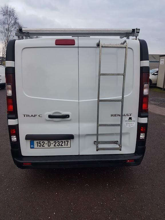 2015 Renault Trafic LL29 DCI 115 Business Panel VA (152D23217) Image 9