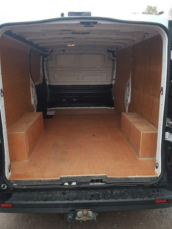 2015 Vauxhall Vivaro 2900 L2H1 CDTI P/V (152D23231) Image 10