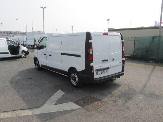 2015 Vauxhall Vivaro 2900 L2H1 CDTI P/V (152D23234) Image 5