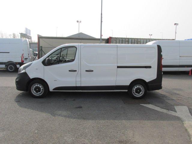 2015 Vauxhall Vivaro 2900 L2H1 CDTI P/V (152D23234) Image 4