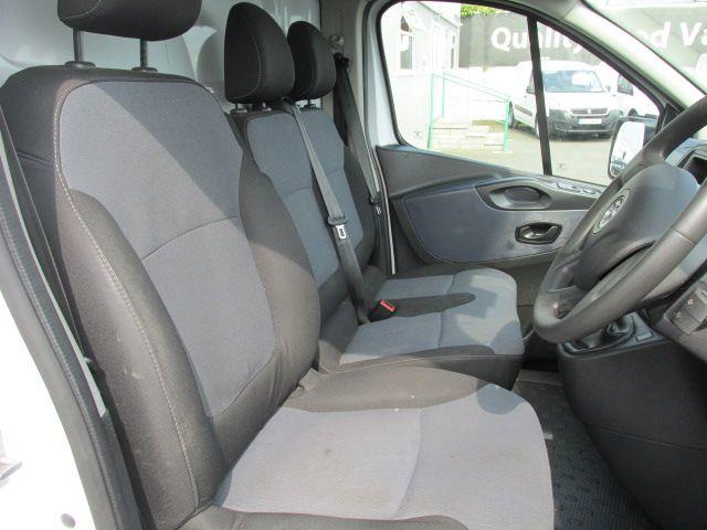 2015 Vauxhall Vivaro 2900 L2H1 CDTI P/V (152D23234) Image 12
