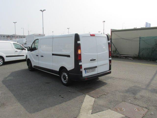 2015 Vauxhall Vivaro 2900 L2H1 CDTI P/V (152D23237) Image 5
