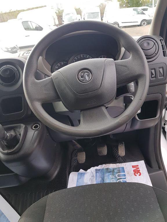 2015 Vauxhall Movano R3500 L4H3 P/V CDTI DRW (152D23248) Image 4
