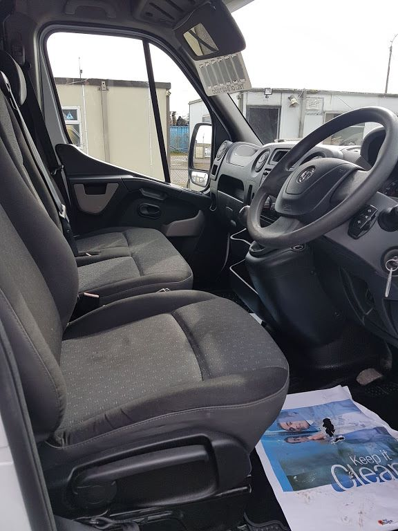 2015 Vauxhall Movano R3500 L4H3 P/V CDTI DRW (152D23248) Image 6