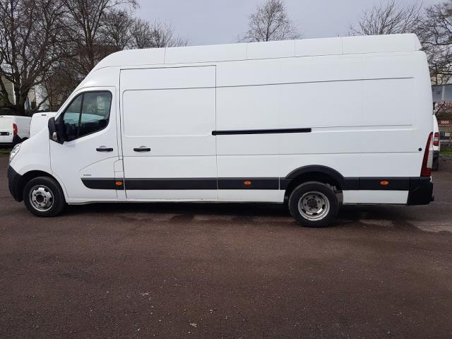 2015 Vauxhall Movano R3500 L4H3 P/V CDTI DRW (152D23248) Image 12