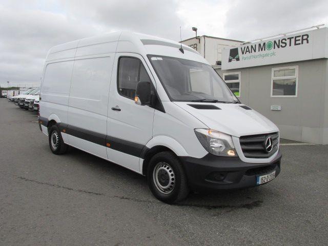 2015 Mercedes-Benz A Class CDI VAN 5DR (152D23364)