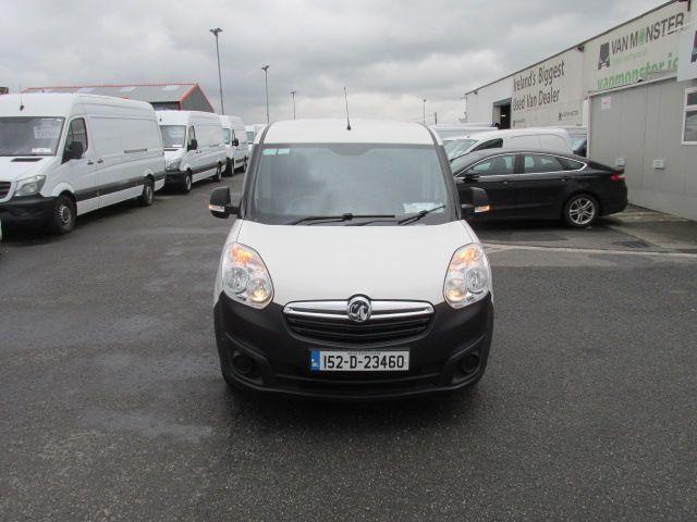 2015 Vauxhall Combo 2000 L1H1 CDTI (152D23460) Image 2