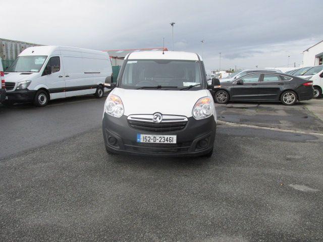 2015 Vauxhall Combo 2000 L1H1 CDTI (152D23461) Image 8