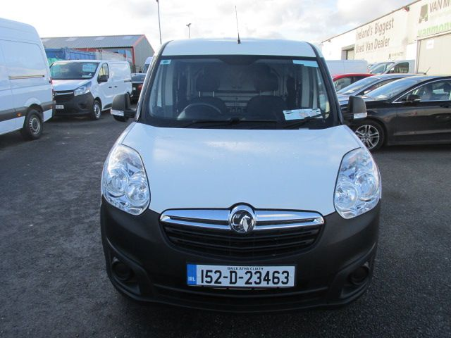 2015 Vauxhall Combo 2000 L1H1 CDTI (152D23463) Image 2