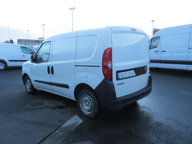 2015 Vauxhall Combo 2000 L1H1 CDTI (152D23466) Image 5
