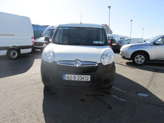 2015 Vauxhall Combo 2000 L1H1 CDTI (152D23472) Image 8