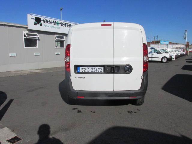 2015 Vauxhall Combo 2000 L1H1 CDTI (152D23472) Image 4