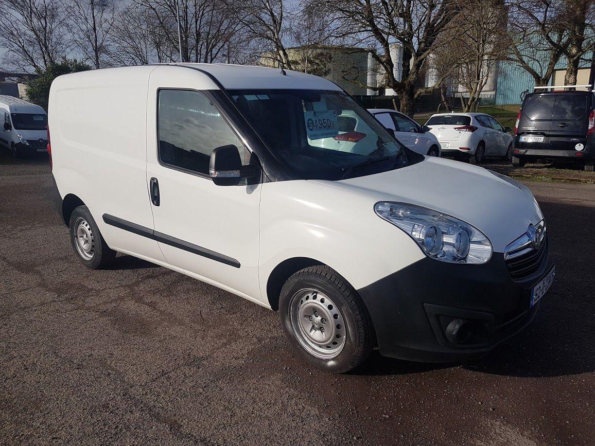 2015 Vauxhall Combo 2000 L1H1 CDTI (152D23475)