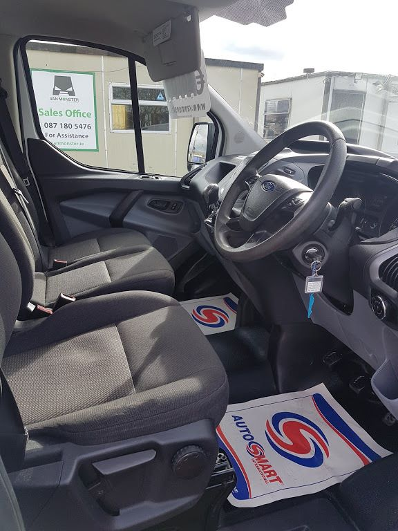 2015 Ford Transit Custom 290 LR P/V (152D23477) Image 6