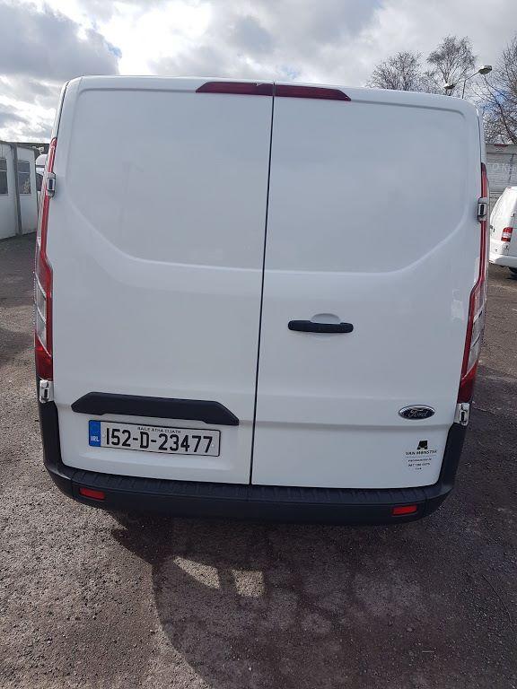 2015 Ford Transit Custom 290 LR P/V (152D23477) Image 9