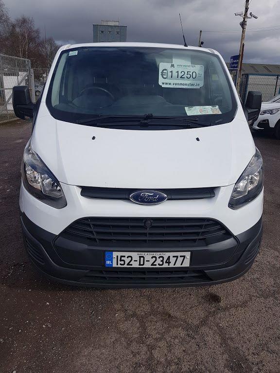2015 Ford Transit Custom 290 LR P/V (152D23477) Image 2