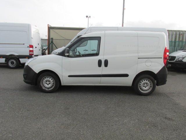 2015 Vauxhall Combo 2000 L1H1 CDTI (152D23482) Image 6