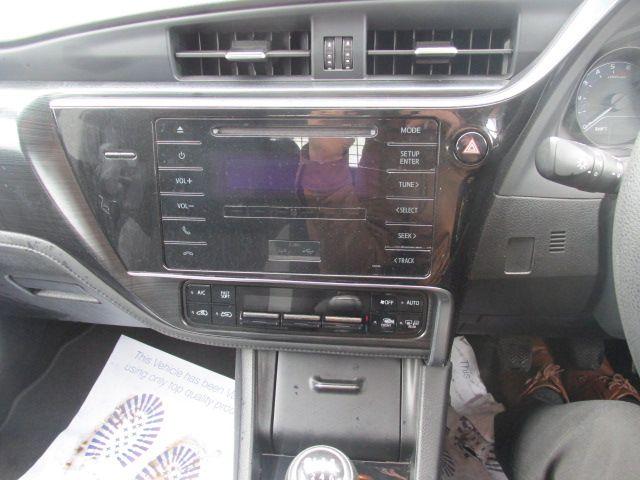 2015 Toyota Auris 1.4d-4d Terra 4DR (152D23503) Image 11