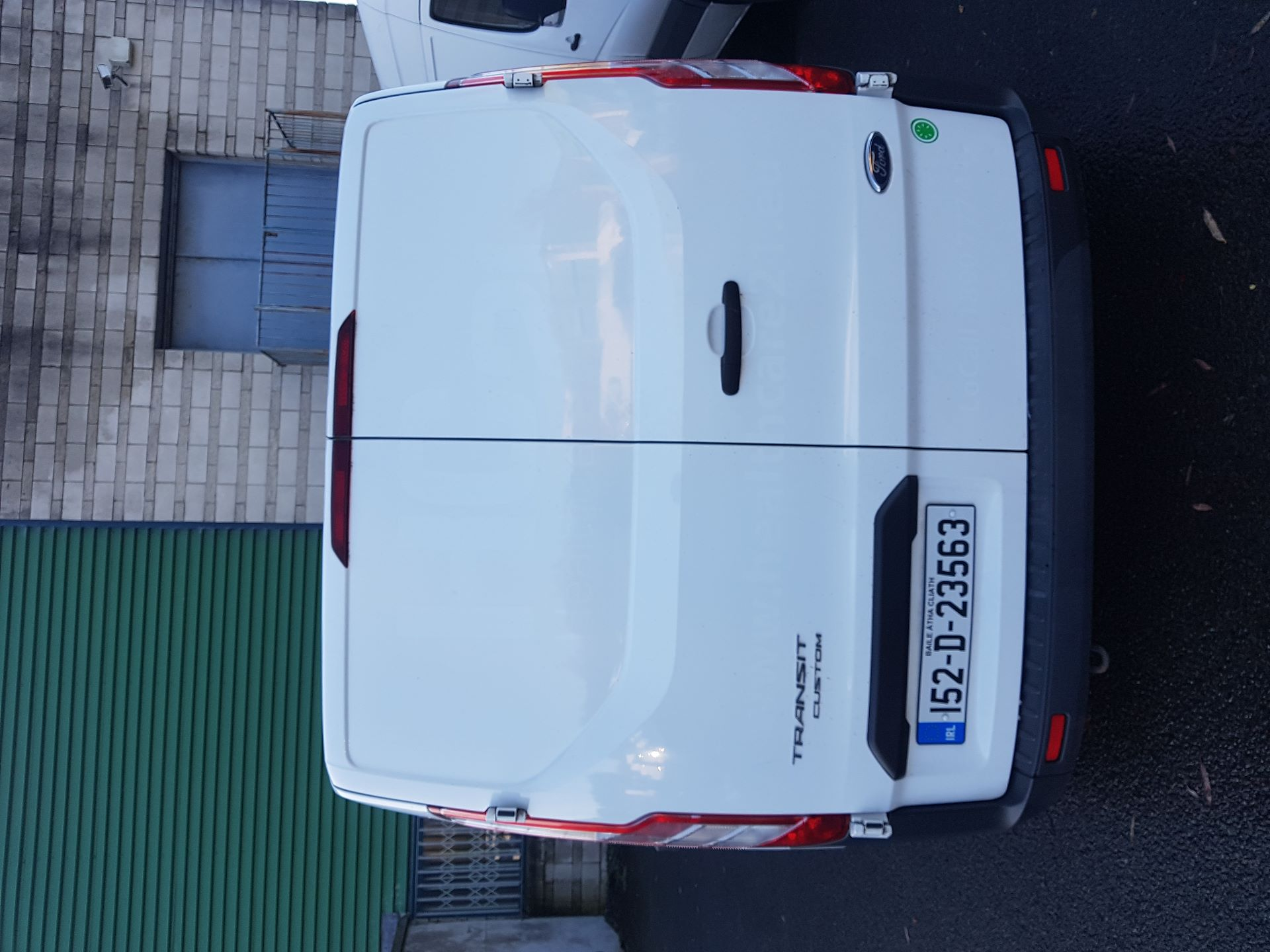 2015 Ford Transit Custom 290 LR P/V (152D23563) Image 2