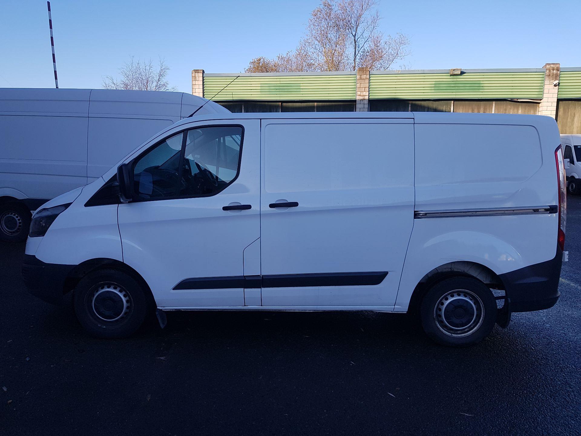2015 Ford Transit Custom 290 LR P/V (152D23563)