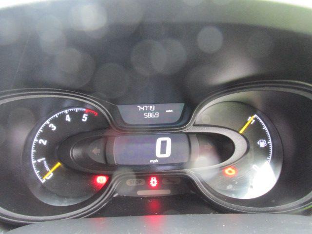 2015 Vauxhall Vivaro 2900 L2H1 CDTI P/V (152D23573) Image 16