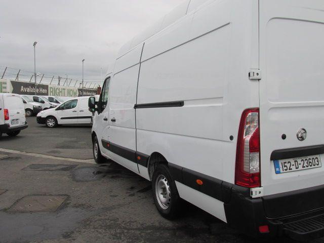 2015 Vauxhall Movano R3500 L3H3 P/V CDTI (152D23603) Image 5