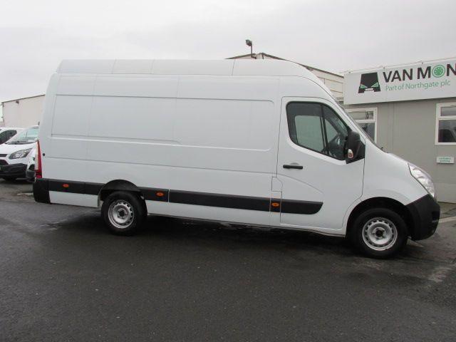 2015 Vauxhall Movano R3500 L3H3 P/V CDTI (152D23603) Image 2
