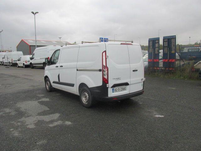 2015 Ford Transit Custom 290 LR P/V (152D23682) Image 5