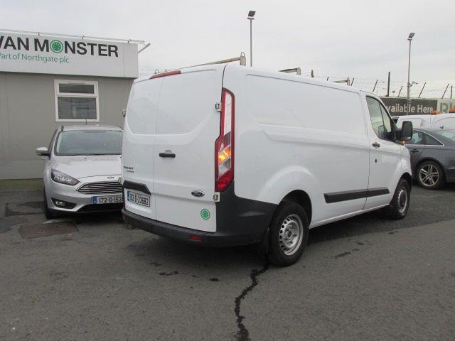2015 Ford Transit Custom 290 LR P/V (152D23682) Image 3