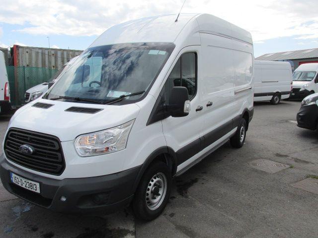 2015 Ford Transit 350 H/R P/V (152D23813) Image 9