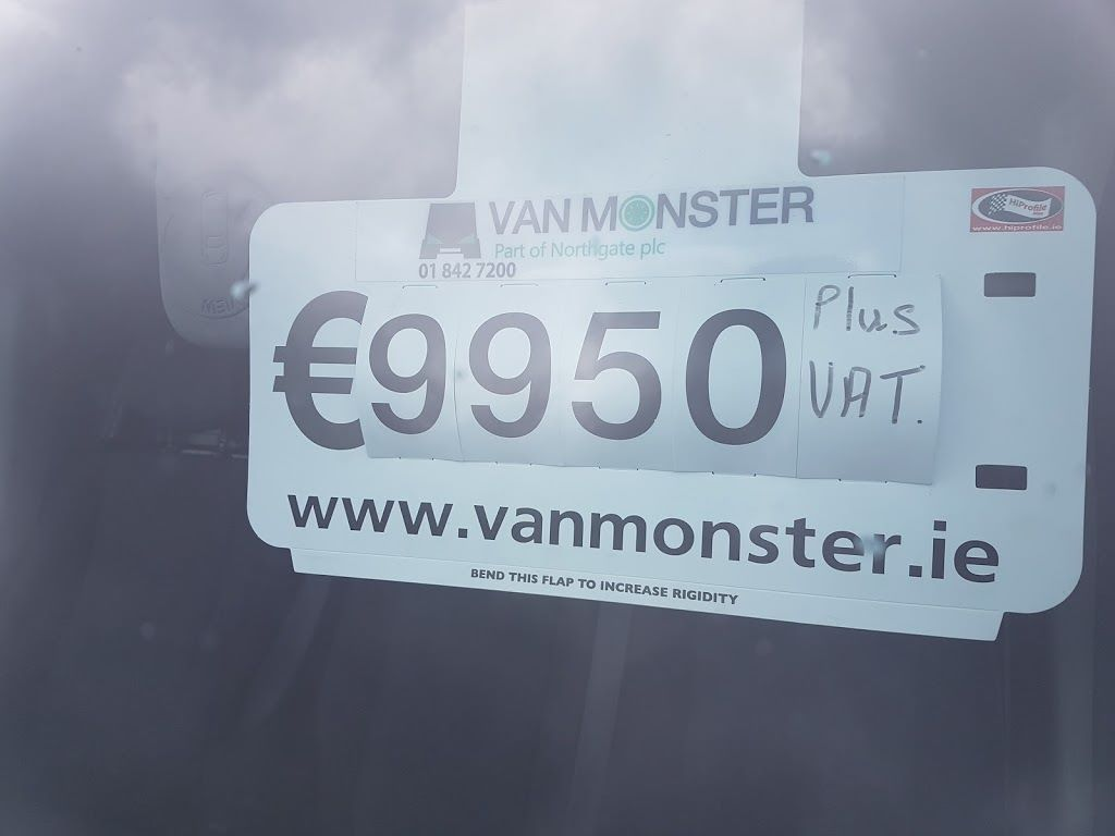 2015 Vauxhall Movano R3500 L3H3 P/V CDTI (152D23820) Image 3