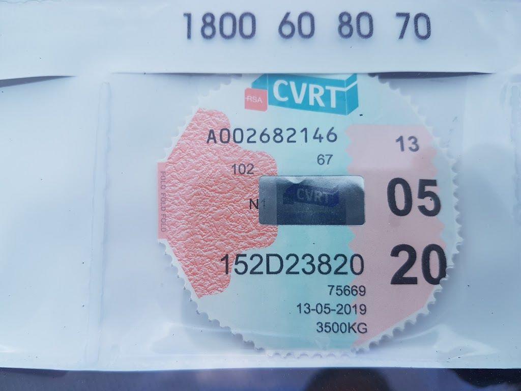 2015 Vauxhall Movano R3500 L3H3 P/V CDTI (152D23820) Image 4