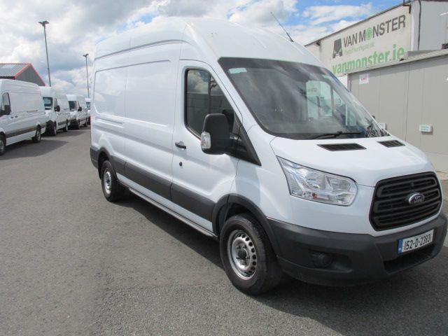 2015 Ford Transit 350 H/R P/V (152D23831) Image 1