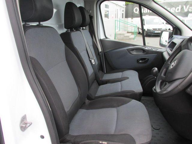 2015 Vauxhall Vivaro 2900 L2H1 CDTI P/V (152D23989) Image 11