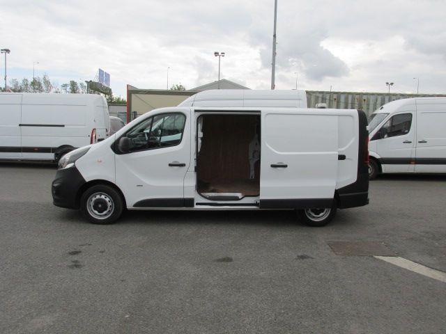 2015 Vauxhall Vivaro 2900 L2H1 CDTI P/V (152D23989) Image 8