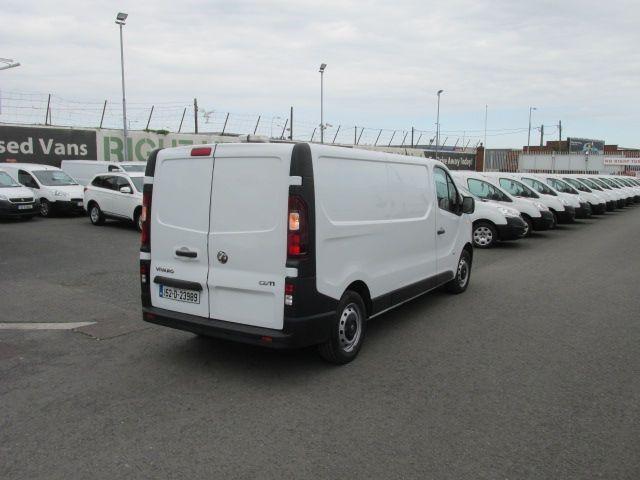 2015 Vauxhall Vivaro 2900 L2H1 CDTI P/V (152D23989) Image 6