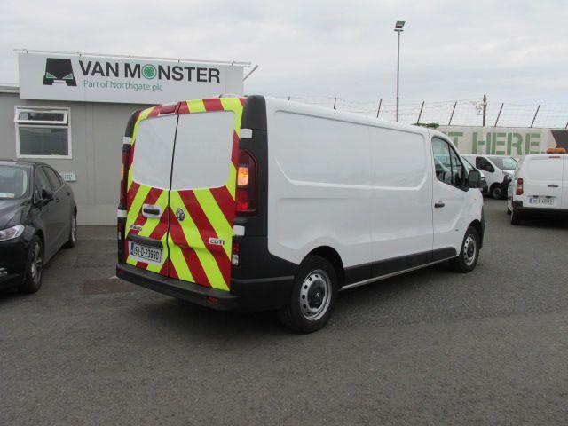 2015 Vauxhall Vivaro 2900 L2H1 CDTI P/V (152D23990) Image 3