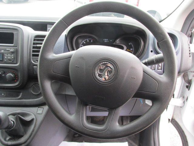 2015 Vauxhall Vivaro 2900 L2H1 CDTI P/V (152D23990) Image 15