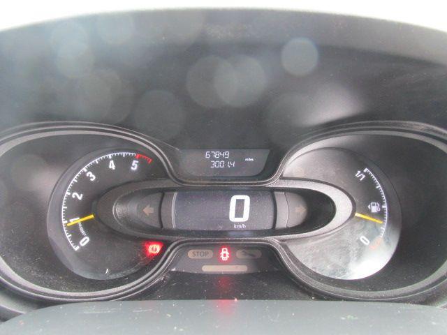 2015 Vauxhall Vivaro 2900 L2H1 CDTI P/V (152D23990) Image 12