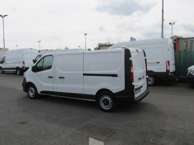 2015 Vauxhall Vivaro 2900 L2H1 CDTI P/V (152D23992) Image 5