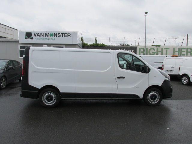 2015 Vauxhall Vivaro 2900 L2H1 CDTI P/V (152D23995) Image 7