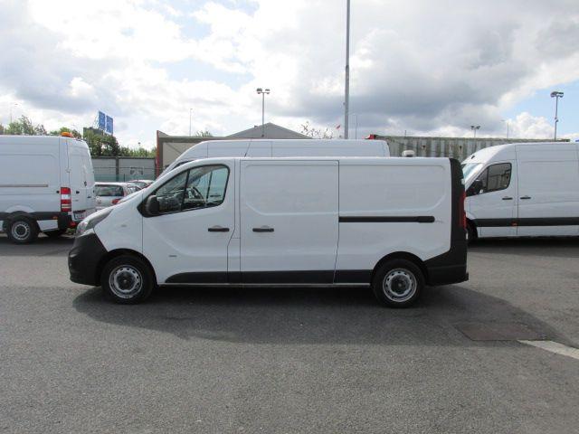 2015 Vauxhall Vivaro 2900 L2H1 CDTI P/V (152D23996) Image 4