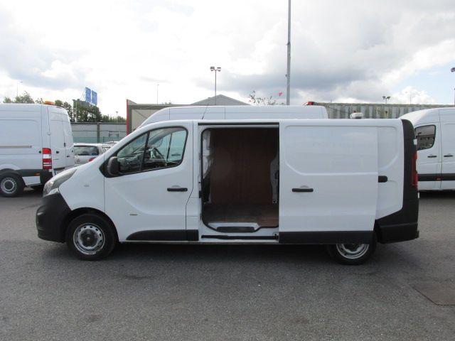 2015 Vauxhall Vivaro 2900 L2H1 CDTI P/V (152D23996) Image 8