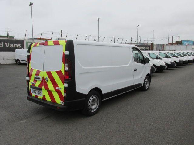 2015 Vauxhall Vivaro 2900 L2H1 CDTI P/V (152D24005) Image 5