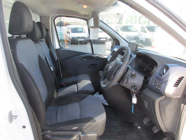 2015 Vauxhall Vivaro 2900 L2H1 CDTI P/V (152D24012) Image 13