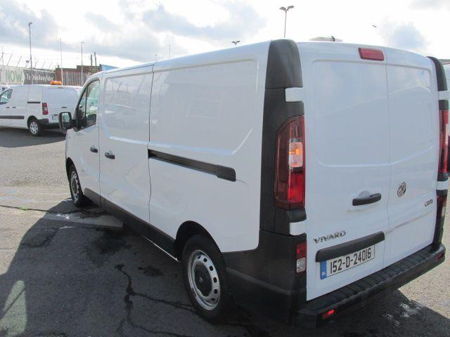 2015 Vauxhall Vivaro 2900 L2H1 CDTI P/V (152D24016) Image 6
