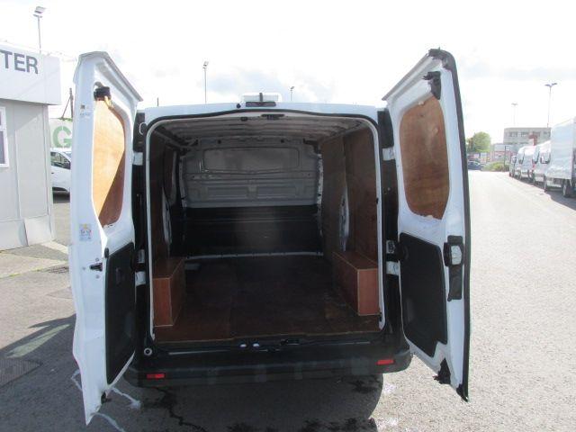 2015 Vauxhall Vivaro 2900 L2H1 CDTI P/V (152D24016) Image 5