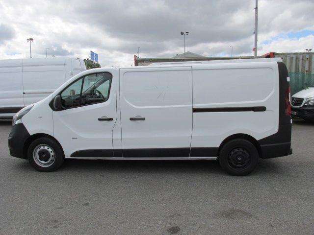 2015 Vauxhall Vivaro 2900 L2H1 CDTI P/V (152D24027) Image 7