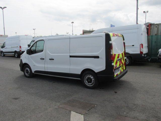 2015 Vauxhall Vivaro 2900 L2H1 CDTI P/V (152D24034) Image 5