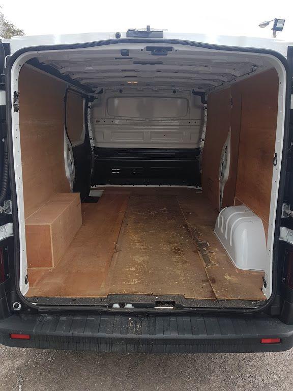2015 Vauxhall Vivaro 2900 L2H1 CDTI P/V (152D24043) Image 12
